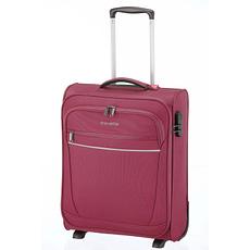 куфар Travelite Cabin червен
