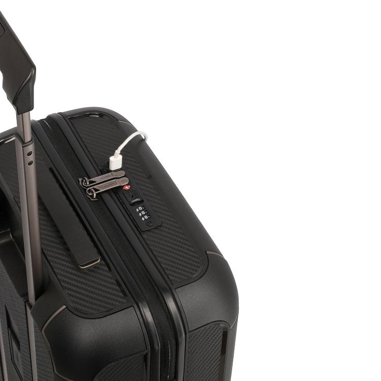 куфар с USB порт Titan Compax
