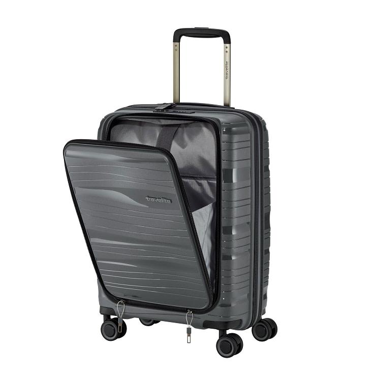 куфар за ръчен багаж с преден джоб Travelite Motion